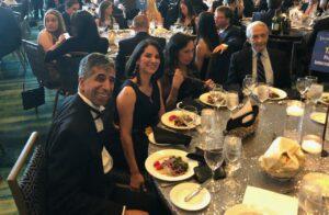 FJV International Society was represented at the 2019 SVS Fund Raising Gala Dinner at the VAM2019